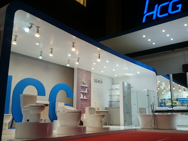 Bathroom Fixtures Philippines hcg showcase space saving and modern bath fixtures in worldbex