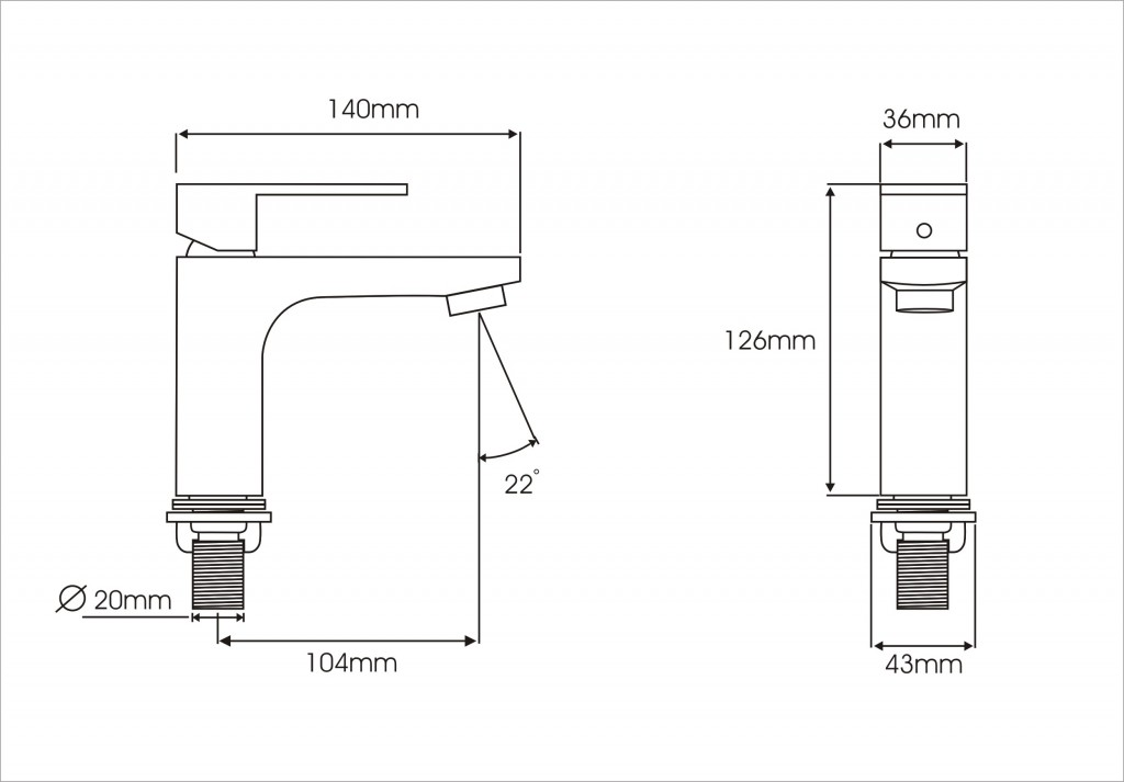 LF3203PX_Technical Drawing