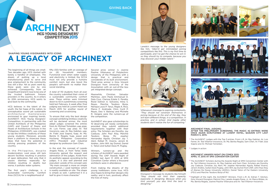 a_legacy_of_archinext