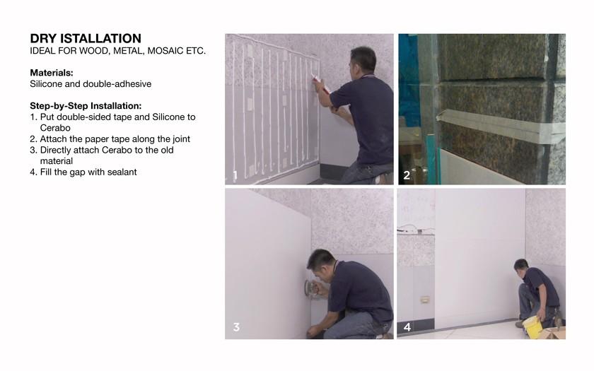 dry-installation